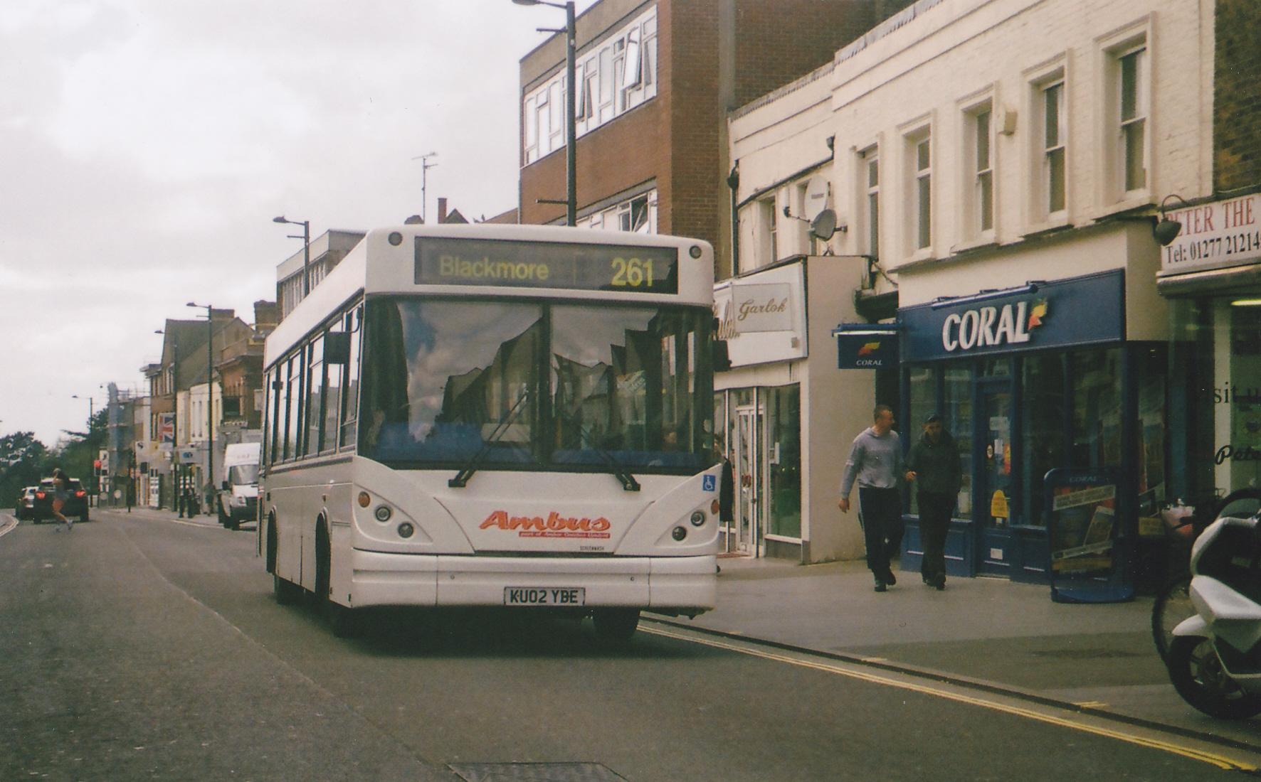 bus route 374 essex