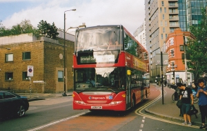 LX09FZN 15116  8 (SHOREDITCH)  14-6-14