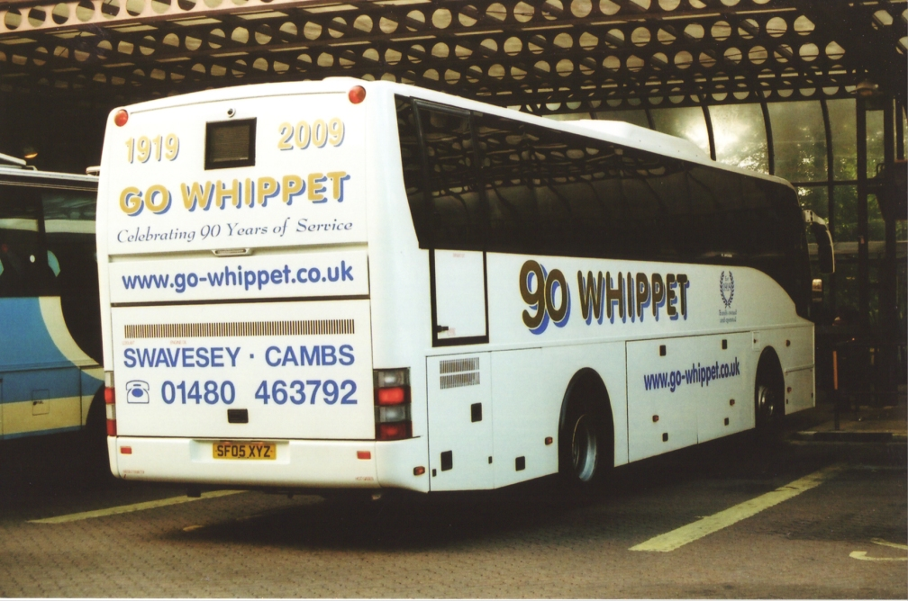 SF05XYZ WHIPPET 90TH ANNIVERSARY 8-09