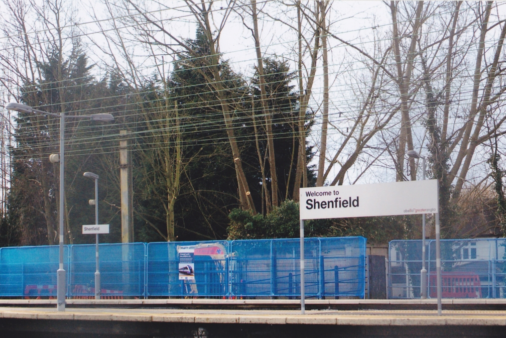 CROSSRAIL WORKS SHENFIELD 21-2-15