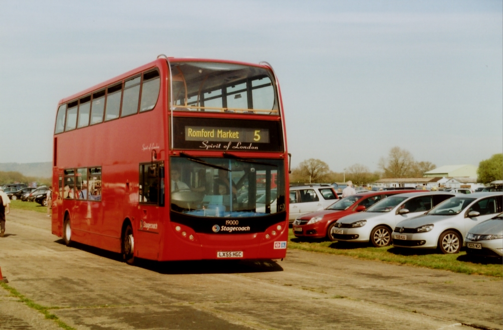 LX55HGC 19000 SPIRIT OF LONDON 4-11