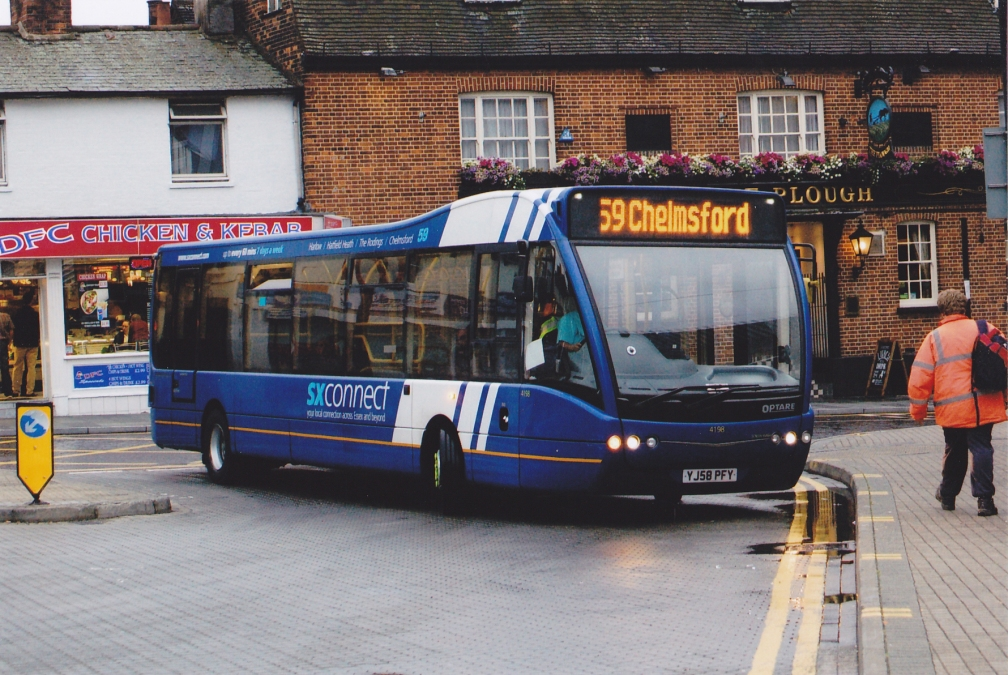 YJ58PFY 4198 SXCONNECT 59 (CF)  24-7-15