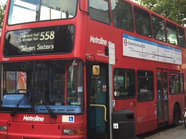 558 bus