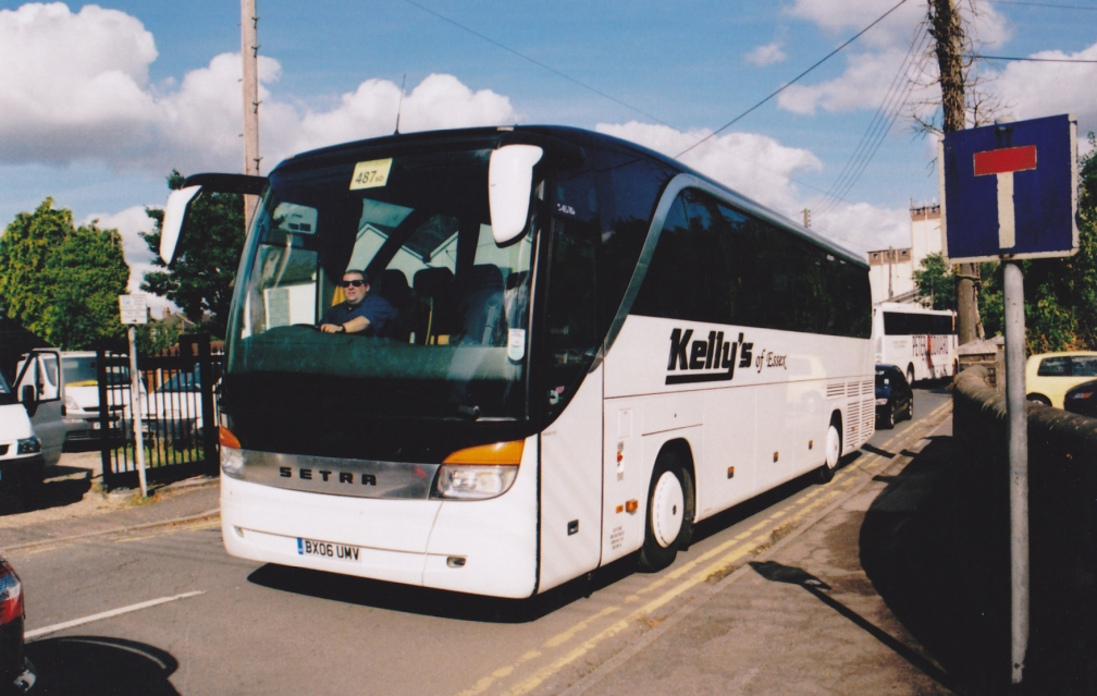 BX06UMV KELLY'S OF ESSEX (WITHAM RRP)  22-9-12