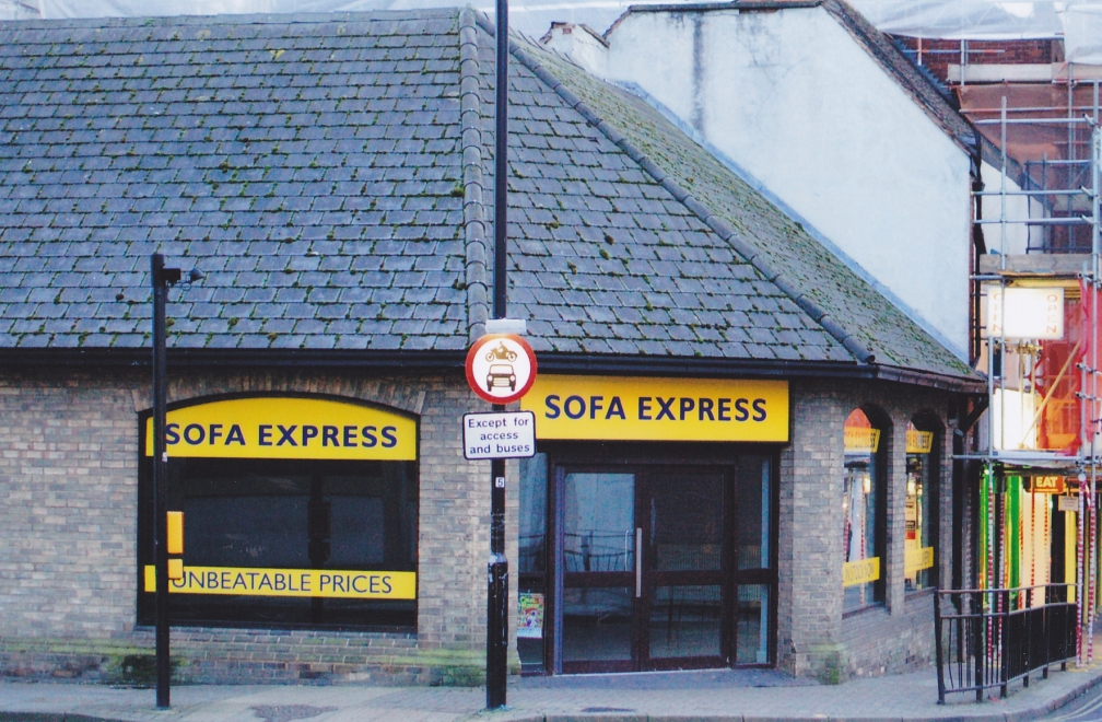 SOFA EXPRESS CR  17-2-16