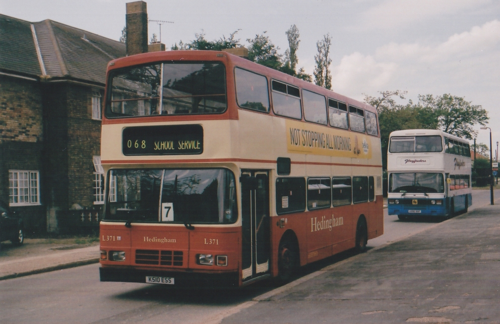 K510ESS L371 HO & A990XAF FLAGFINDERS (SILVER END)  5-12