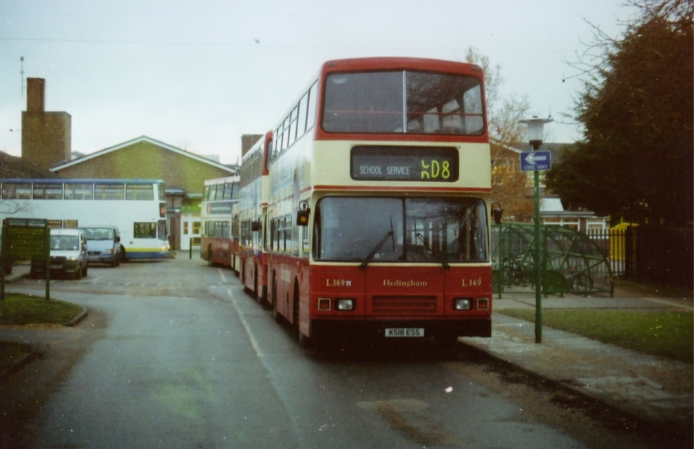 K518ESS L369 HO THURSTABLE 12-10