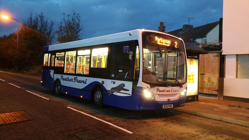 DC61PAN PANTHER 2 (PARKESTON VILLAGE) 11-11-16 (C SAMPSON)