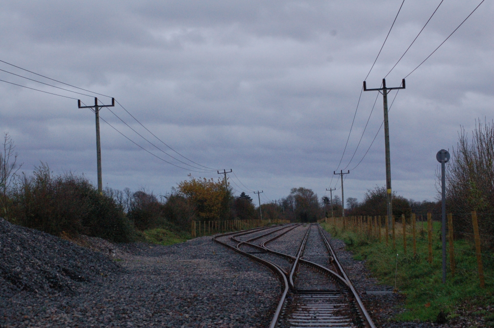 FOXTON EXCHANGE SIDINGS 28-11-15