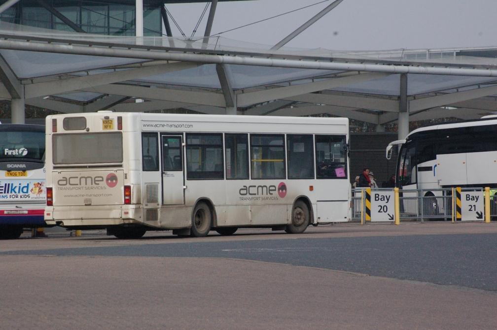 KN52NFV (REAR) ACME BUS (LSN) 14-3-16