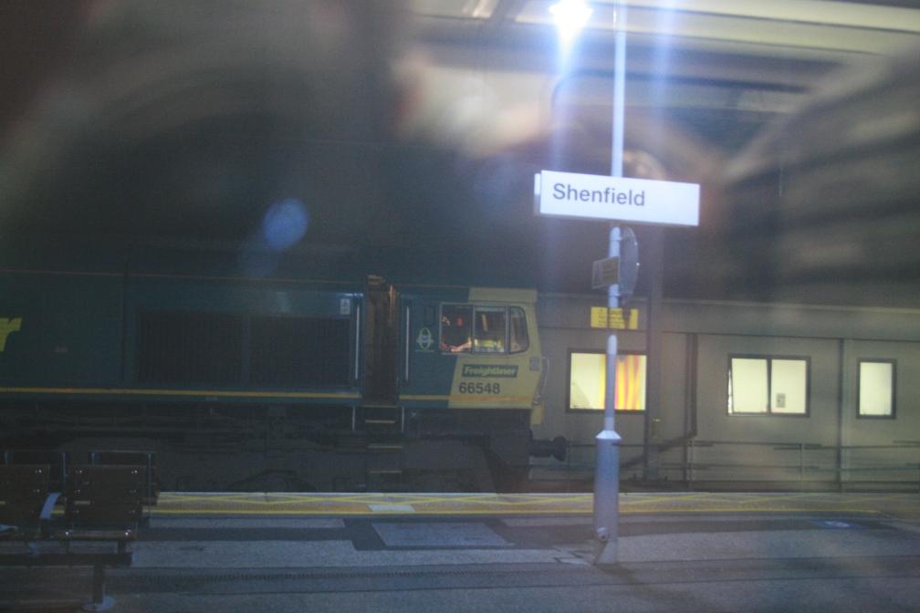 66548 FLHH (SHENFIELD) 30-9-17