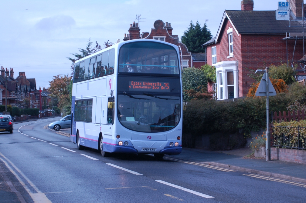 KP54KAU 32628 FE 75 REFRESHED (MALDON RD CR) 23-9-17