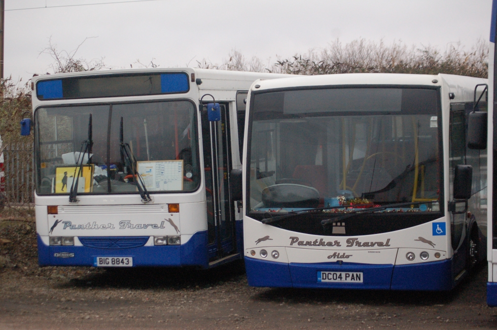BIG8843 + DC04PAN PANTHER (PARKESTON DEPOT) 24-12-17