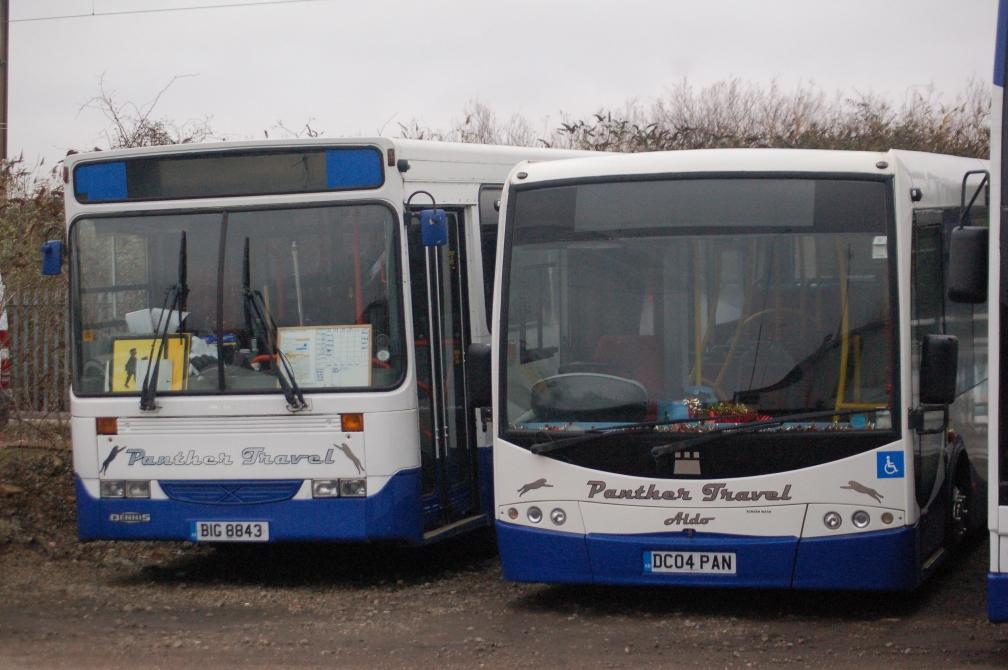 BIG8843 + DC04PAN PANTHER (PARKESTON DEPOT) 24-12-17