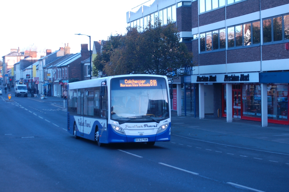 DC62PAN PANTHER 81 SCHOOLS (NORTH STATION RD CR) 17-11-17