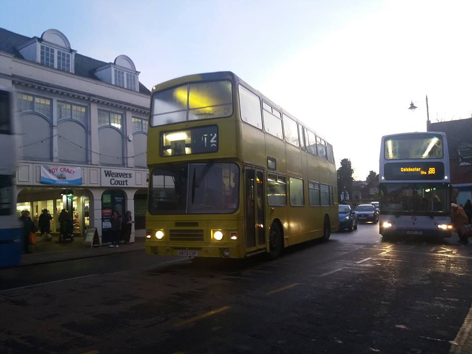 K873CSF TURNERS (HIGH ST HALSTEAD) 18-12-17 (S AUSTIN)