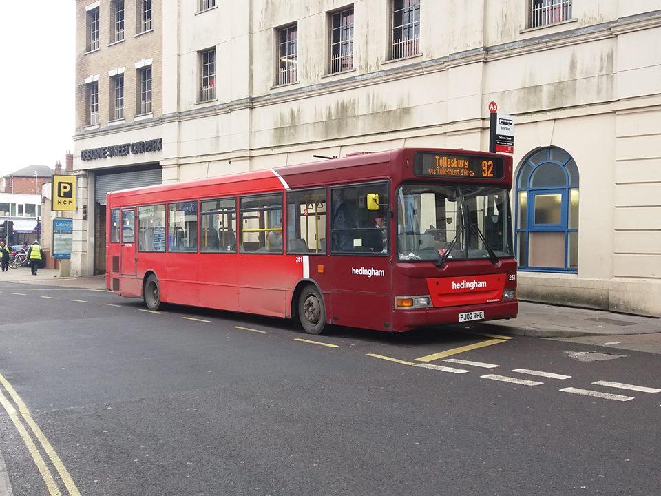 PJ02RHE 251 HO 92 (CR B S) 27-1-18 (S AUSTIN)