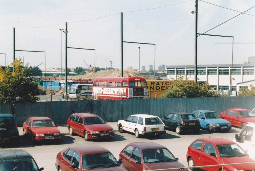 METROLINE KINGS CROSS DEPOT OLD 9-03
