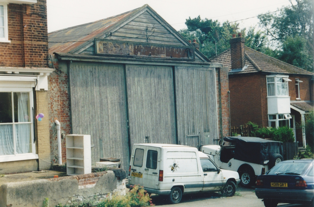 SHOTLEY OLD BUS GARAGE 8-03