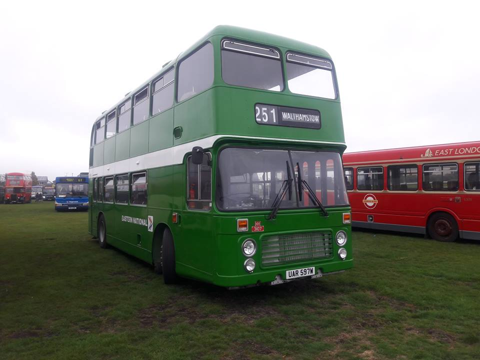 UAR597W 3107 EN (CANVEY RALLY) 14-10-18 (L KINSELLA ILOT)