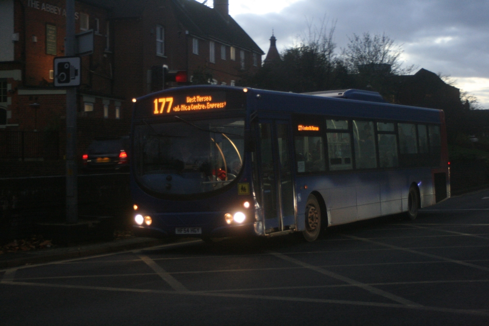 HF54HGY NHT 177 (SOUTHWAY, CR) 30-11-18