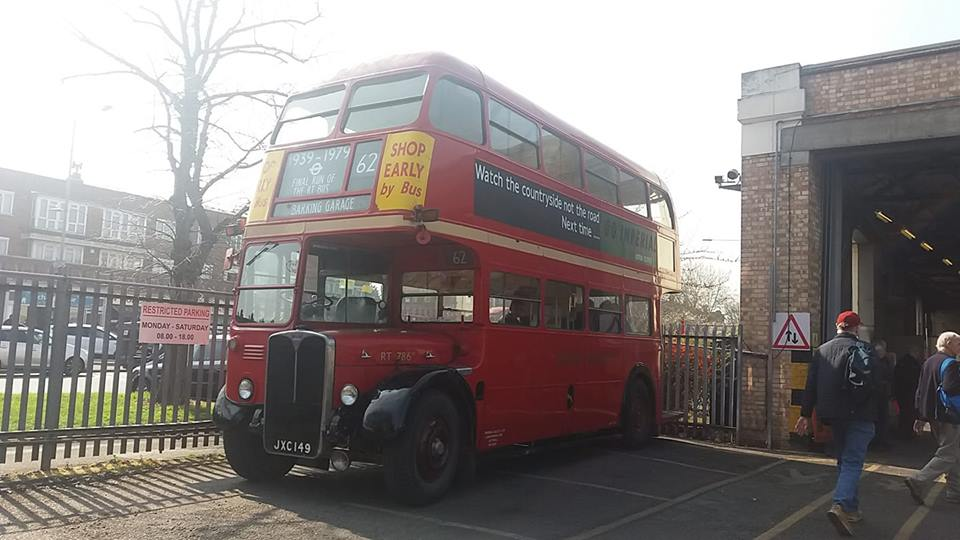 JXC149 RT786 (BARKING RUNNING DAY) 30-3-19 (S AUSTIN)