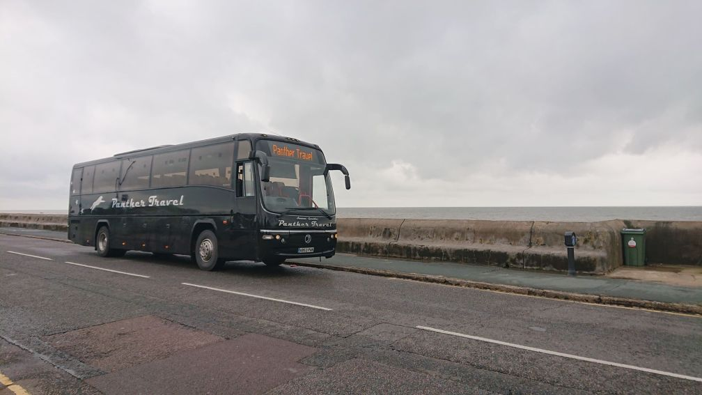 AB53PAN PANTHER (WALTON SEAFRONT BY COLUMBINE CENTRE) 10-6-19 (A HAZELL)