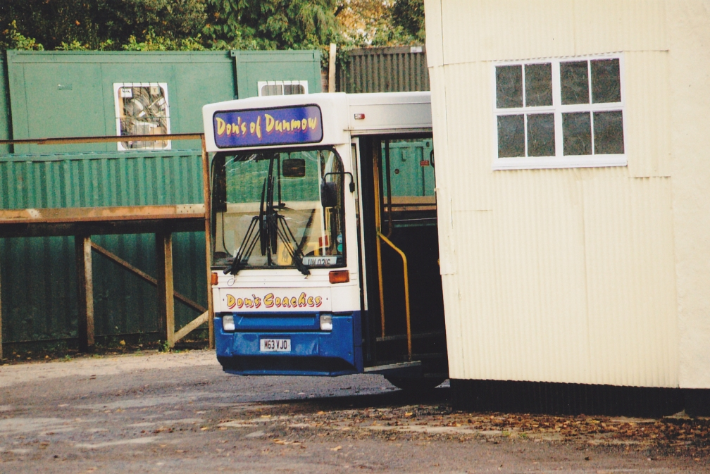 M63VJO DON'S OF DUNMOW 31-10-15