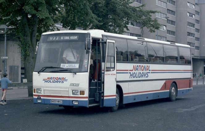 B459WHJ 1602 ENOC NAT HOLS (COVENTRY) 26-7-86 (R POPE)