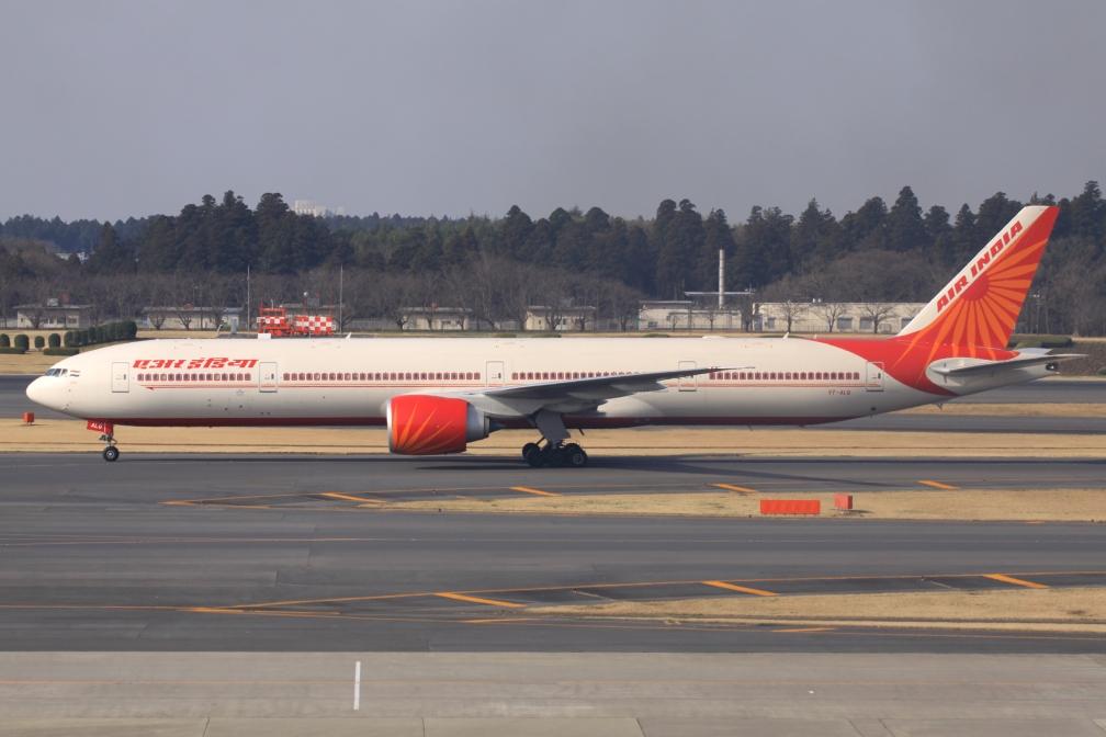PT-ALO AIR INDIA B777 (WIKIMEDIA)