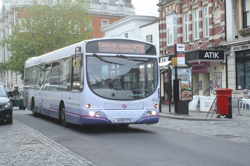 AU58FFW 69433 FE 70 (HIGH ST CR) 11-8-19
