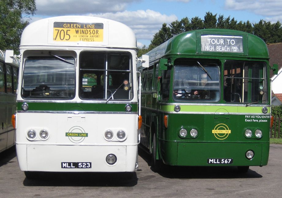 MLL523 RF136 and MLL567 RF180 EOR RALLY 8-9-19 (LOUISE COCKER)