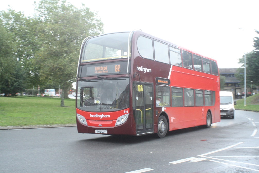 SN10CCV 616 HO 88 NEW LIVERY (CR0 11-10-19