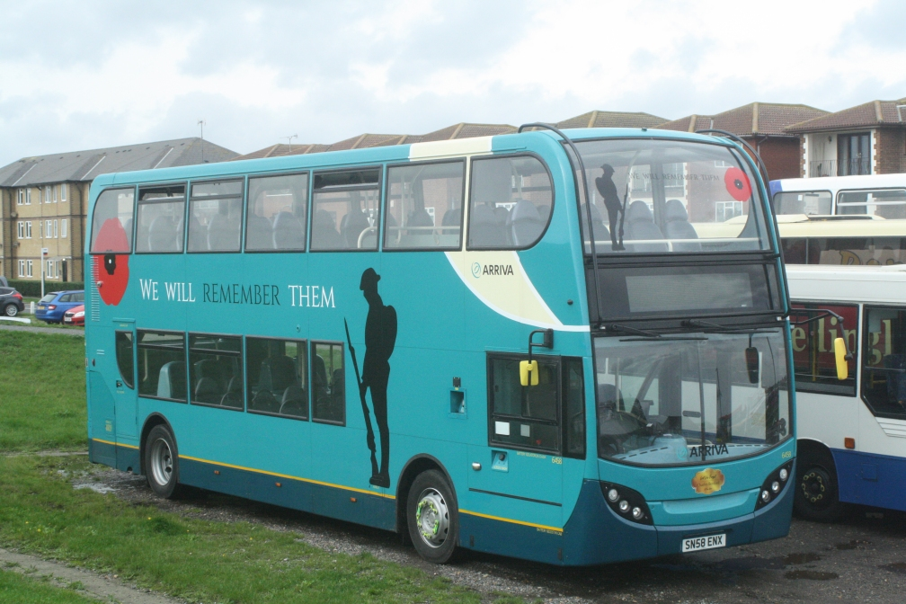 SN58ENX 6458 AR SD (CANVEY OPEN DAY) 13-10-19