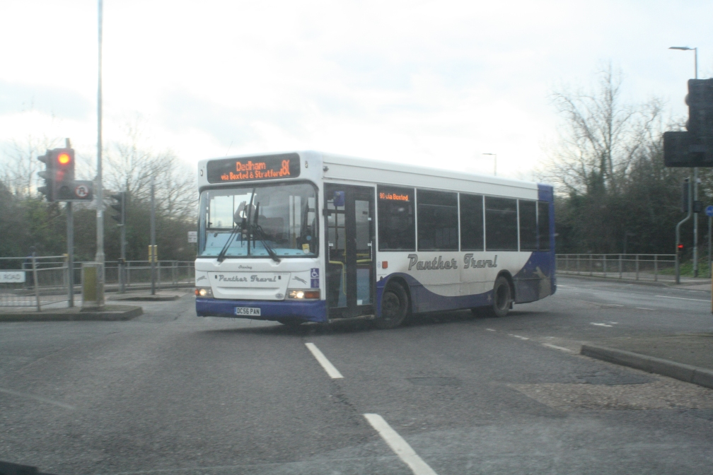 DC56PAN PANTHER 80 (NORTHERN APPR, CR) 31-1-20