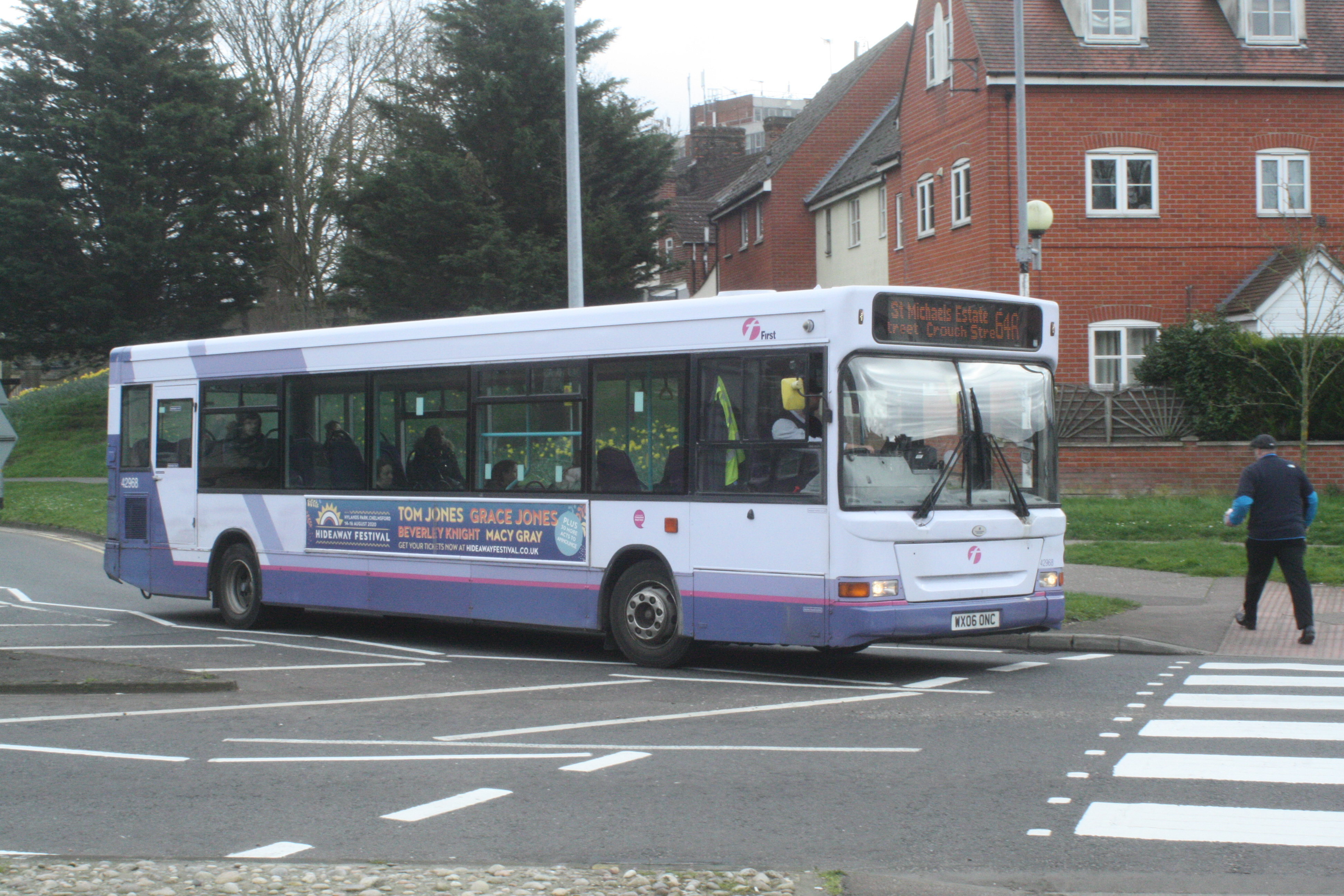 WX06ONC 42968 FE 64A (CR) 13-3-20