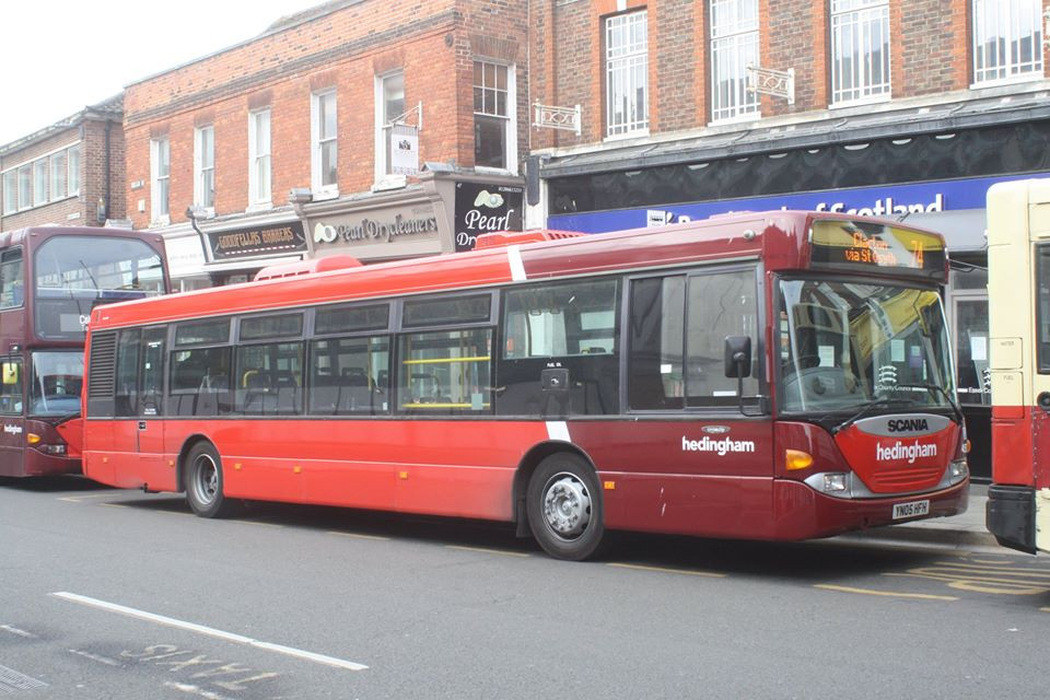 YN05HFH 458 HO 74 (HEAD ST, CR) 14-4-20