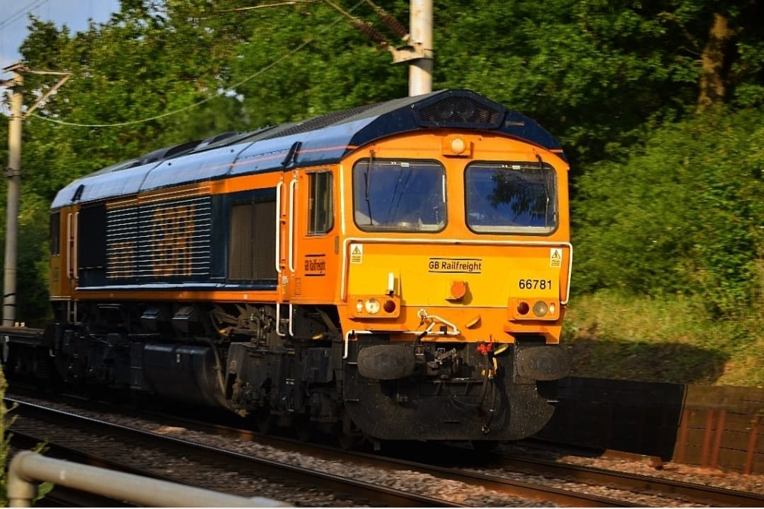 66781 GBRf (CHITTS HILL) 6-20 (JOHN GREEN)