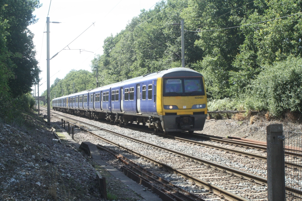 322483+485 (CHITTS HILL) 30-7-20