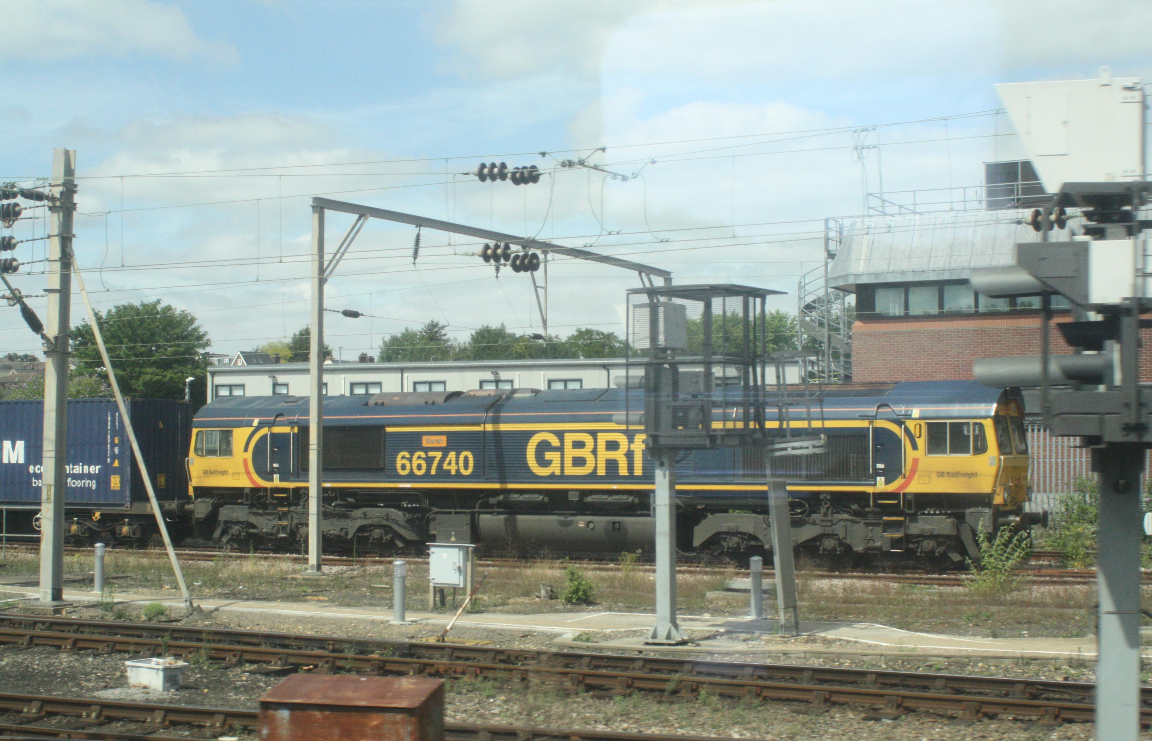 66740 GBRf (CR) 18-7-20