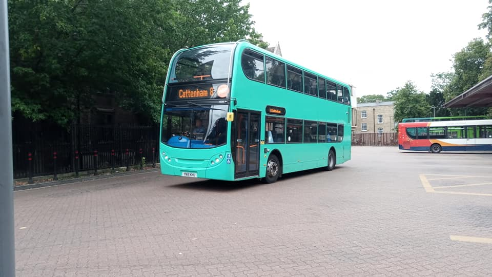 YN15KHU 15216 ST CAMBUS SEA GREEN (CB) 25-7-20 (T CARPENTER)
