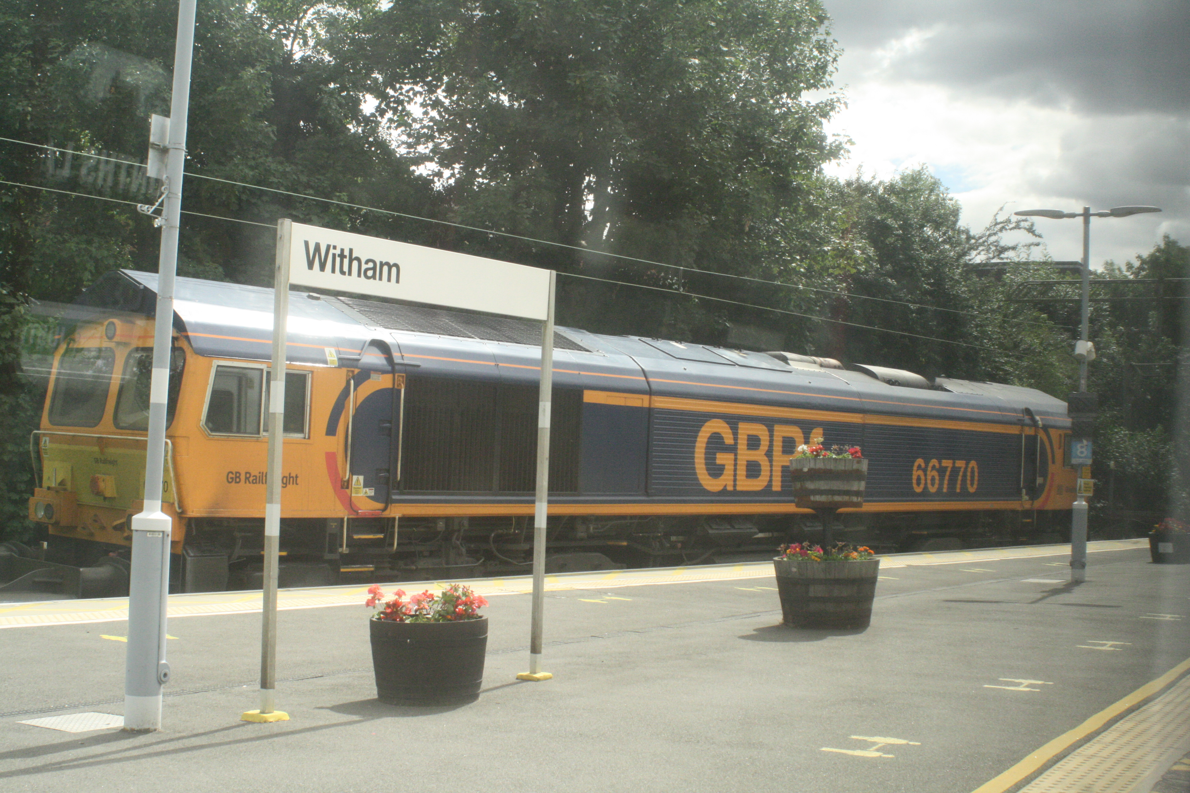 66770 GBRf (WITHAM) 1-8-20